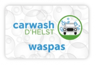 Maak gebruik van de voordelige waspas van Carwash D'Helst